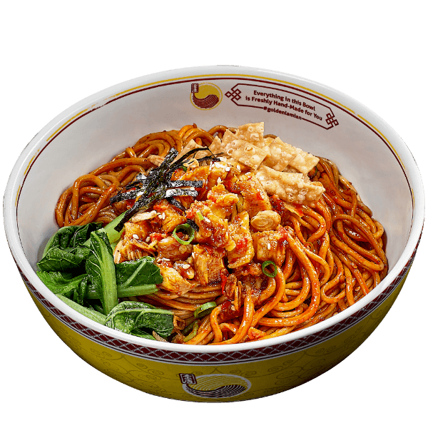 LAMIAN EXTRA SPICY CHICKEN
